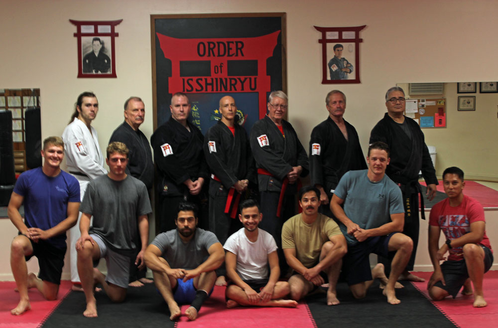 MMA Striking Class