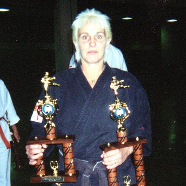 Karen Bronson, 1955-2002