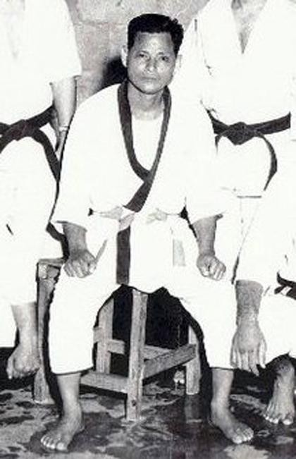 Tatsuo Shimabuku